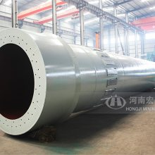 日产熟料8000吨的大型水泥回转窑,水泥回转窑设备价格