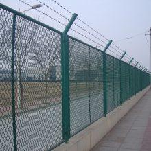 海南铁丝护栏网厂|三亚道路包胶防护网 铁丝围栏价格兴盛