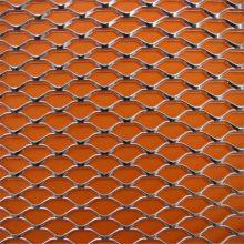 旺来建筑菱型网 100刀钢板网 防滑菱型网