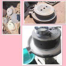 广东米肠米粉石磨机 文轩高品质电动石磨 米浆机