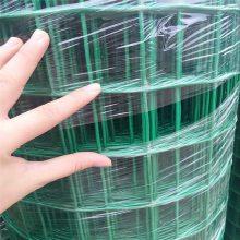 内蒙古草原选用Q235材质铁丝养殖围栏 围栏防护铁丝网厂家报价 焊接涂塑安全防护网
