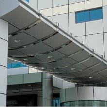 铝幕墙板 外墙氟碳喷涂铝单板 专业外墙铝单板设计生产厂家