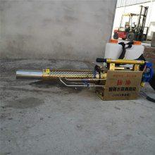 远射程高压打药机 汽油烟雾机 富兴小型背负式弥雾机