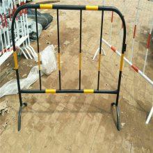 优盾牌会场铁马临时护栏多钱一套材质镀锌丝在重庆的厂家
