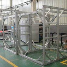 工业铝型材 铝合金型材OYU-8-4080直销,咨询电话13764738252