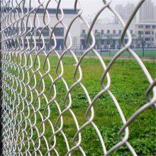 旺来篮球场围网 跑道围网 电镀勾花网