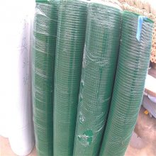 优质圈地网 养鸭养殖网 绿色包塑波浪网 品质保证