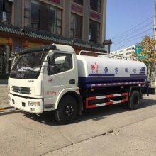 东风4吨绿化车洒水车多少钱一台