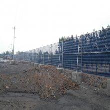 挡风抑尘板 煤厂防风网 圆孔板墙