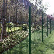 旺来三角折弯护栏网厂 生产围网 隔离栅护栏网