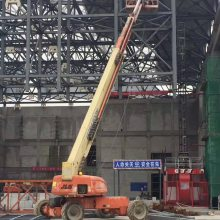 安庆 芜湖哪有曲臂高空作业车出租
