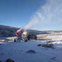 人工造雪机诺泰克全自动造雪机s