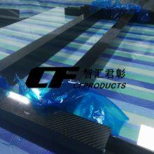 南通君彰高强度碳素纤维方管 碳纤维方矩管 碳纤维方形管