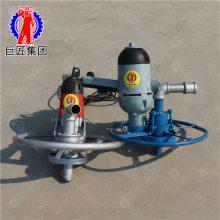 巨匠1.5kw便携式小型水文地质水井钻机 家庭用小型全自动电动打井机 电动回转式钻机