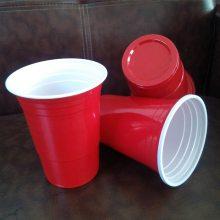 厂家定制一次性双色ps杯