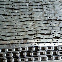 乾德机械生产双节距输送链条 不锈钢链条 碳钢链条