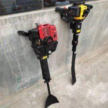 小型大马力挖树机 移苗断根机 富兴.强动力汽油挖树机