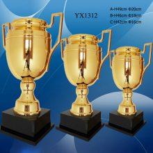 上海金属电镀奖杯,金属碗杯定制,校园活动奖杯,大学知识竞赛奖杯,竞猜比赛奖杯