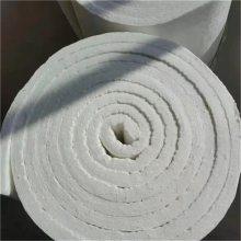 国美硅酸铝双面针刺毯是耐火材料之一