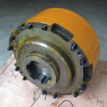 1QJM11-0.63S自控式带制动器刹车履带行走径向内曲线钢球液压马达
