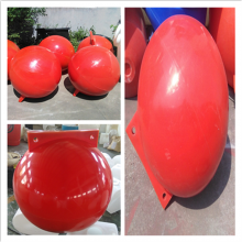 优质海上拦污浮球 航道浮警示浮标 免维护塑料漂浮