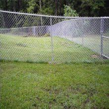 鱼塘护栏网 山地防护网 体育场围栏