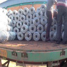 旺来铁刺绳 刺线生产厂家 刺绳规格