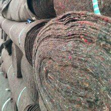 济南厂家供应高等级公路养护毛毡保湿保温300克/平方米