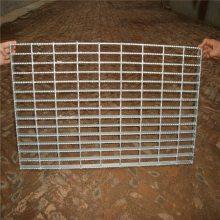 旺来格栅板重量 踏步板生产厂家 热镀锌钢格栅