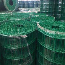 绿色养鸡围网厂 散养鸡绿色围网生产厂家 河南焊接铁丝网一平米多钱