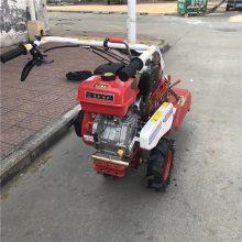 柴油小型挖沟机 低耗自走式开沟机 华圣葡萄园开沟埋藤机