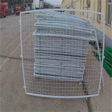 铁丝围栏 隔离网 车间防护网