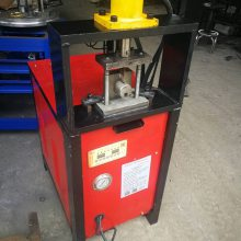 焊接钢管开口机 电动管子冲弧机实力厂家供应