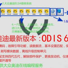 供应 大众奥迪5054A 6140B检测仪 ODIS在线编程系统