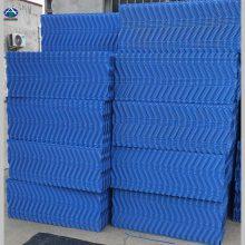水塔填料 PVC方型横流塔填料 良机冷却塔填料 800×750mm 灰色13785867526