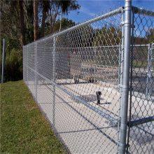 防盗围墙网 圈山围墙 球场勾花网生产厂家
