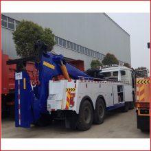 40吨清障拖车生产厂家_平板拖车厂家