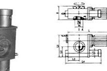 DYHQ电液动回转器参数 安源直销DYHQ电液动回转器直销