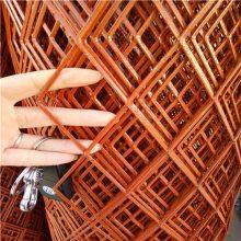菱形孔养殖围栏网 种植防护网什么价格 农业用钢板网