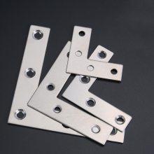 销售不锈钢连接件、304连接码、90度角码,各种非标角码定制