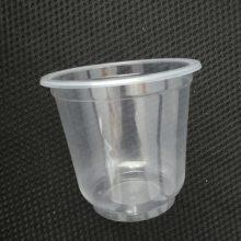 厂家定制pp透明早餐粥塑料杯