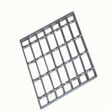 旺来不锈钢踏步板厂家 钢格板踏步板 格栅板规格