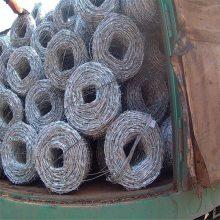 旺来刺绳的价格 芒刺线材质 不锈钢绳
