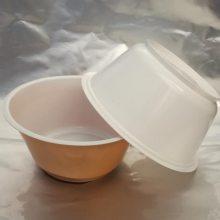 厂家定制一次性塑料丸龟制面碗