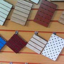 河南木质吸音板类型图样