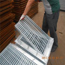 旺来地沟格栅板价格 钢结构格栅板 玻璃盖板