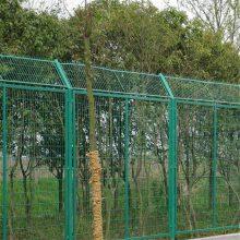 旺来河北铁路护栏网 网围栏护栏网 园林栅栏