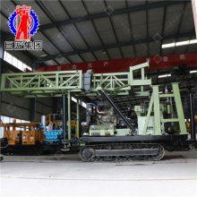 山东巨匠XY-44A履带式水文地质水井钻机 1000米履带式液压打井机 大型回转式钻机