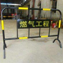 生产Q235焊接临时移动式安全围栏网护栏多钱一米 临时栅栏优盾牌