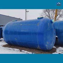 大型玻璃钢化粪池 100立方化粪池怎么卖 安徽机械缠绕管 河北华强